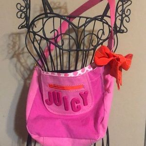 Cute spring/summer purse by Juicy Couture